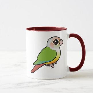 Birdorable Cinnamon Green-cheeked Conure Mug