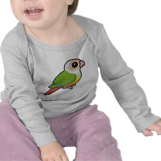 Birdorable Cinnamon Green-cheeked Conure Tee Shirt