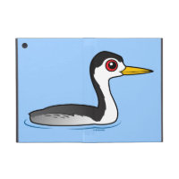 Birdorable Clarke's Grebe Powis iCase iPad Mini Case with Kickstand