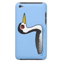 Birdorable Clarke's Grebe Case-Mate iPod Touch Barely There Case