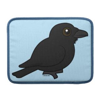Birdorable Common Raven Sleeve For MacBook Air