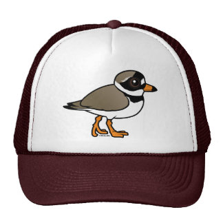 Birdorable Common Ringed Plover Hats