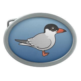 Birdorable Common Tern Belt Buckle