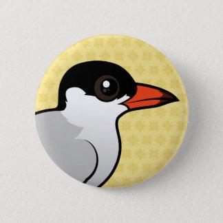 Birdorable Common Tern Button