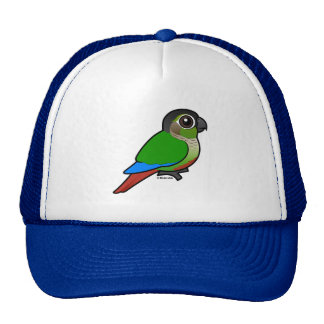 Birdorable Conure Verde-cheeked Gorros