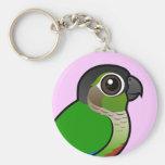 Birdorable Conure Verde-cheeked Llaveros