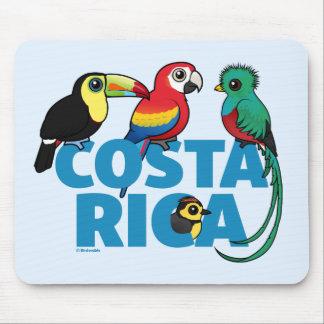 Birdorable Costa Rica Mouse Pad