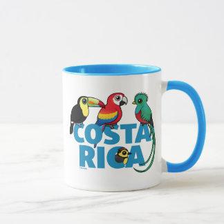Birdorable Costa Rica Mug
