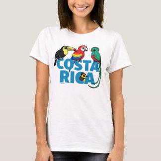 Birdorable Costa Rica Playera