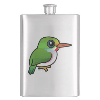 Birdorable Cuban Tody Flask