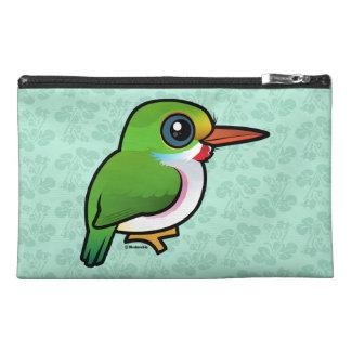 Birdorable Cuban Tody Travel Accessories Bag