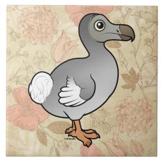 Birdorable Dodo Tile