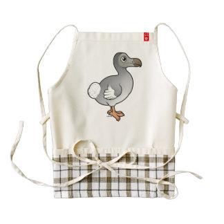 Birdorable Dodo Zazzle HEART Apron