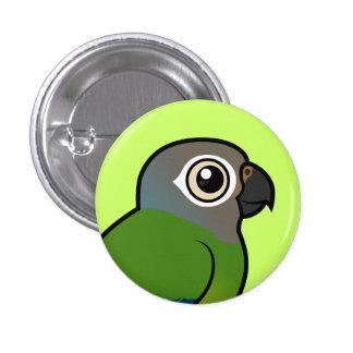 Birdorable Dusky-headed Conure Buttons