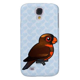 Birdorable Dusky Lory Samsung Galaxy S4 Covers