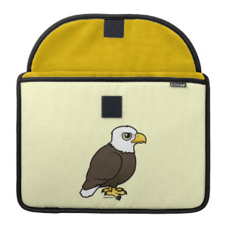 Birdorable Eagle calvo Funda Macbook Pro