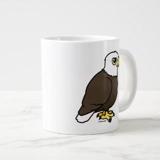 Birdorable Eagle calvo Taza Grande