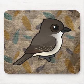 Birdorable Eastern Phoebe Mouse Pad