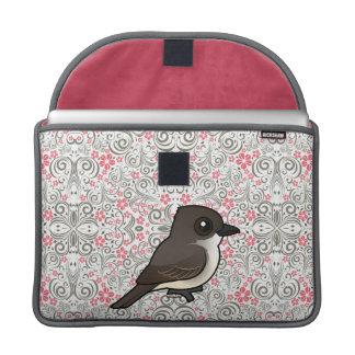 Birdorable Eastern Phoebe Sleeve For MacBook Pro
