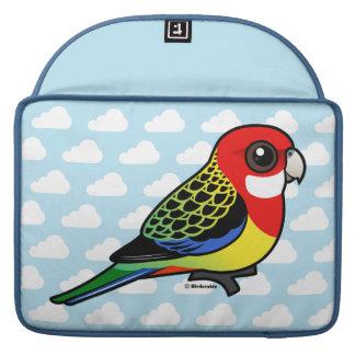 Birdorable Eastern Rosella MacBook Pro Sleeves