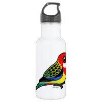 Eastern Rosella Water Bottle (24 oz)