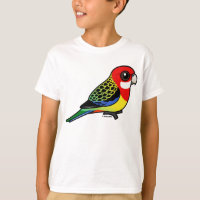 Eastern Rosella Kids' Hanes TAGLESS® T-Shirt