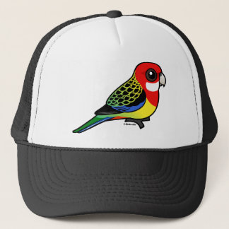 Birdorable Eastern Rosella Trucker Hat