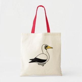 Birdorable enmascaró al bobo bolsa