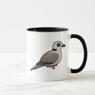 Birdorable Eurasian Collared Dove Mug