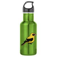 Eurasian Golden Oriole Water Bottle (24 oz)