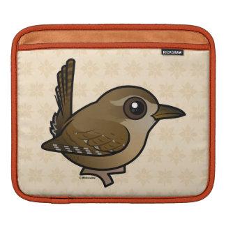 Birdorable Eurasian Wren iPad Sleeve