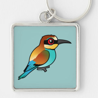 Birdorable European Bee-eater Keychain