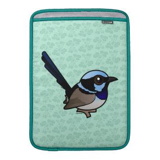 Birdorable Fairywren magnífico Funda Macbook Air