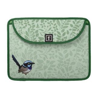Birdorable Fairywren magnífico Funda Para Macbooks