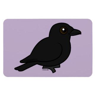Birdorable Fish Crow Magnet