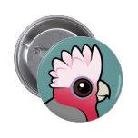Birdorable Galah Pins