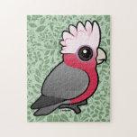 Birdorable Galah Rompecabeza Con Fotos
