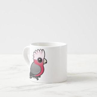 Birdorable Galah Espresso Cups