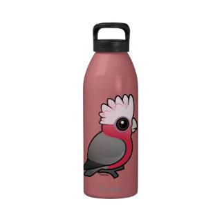 Birdorable Galah Reusable Water Bottle