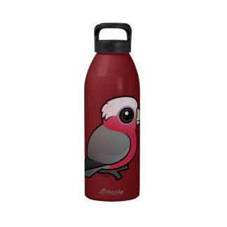 Birdorable Galah Water Bottles