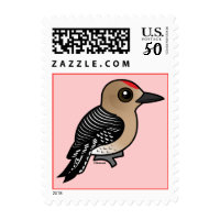 Gila Woodpecker Small Stamp 1.8