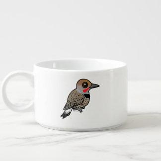 Birdorable Gilded Flicker Bowl
