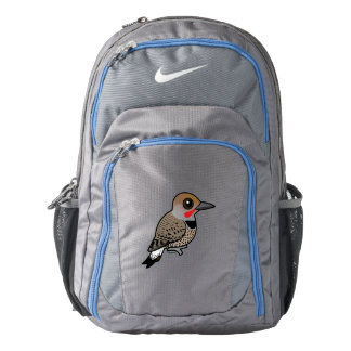 Birdorable Gilded Flicker Nike Backpack