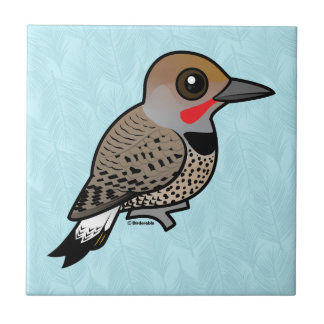 Birdorable Gilded Flicker Tile