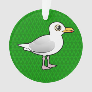 Birdorable Glaucous Gull