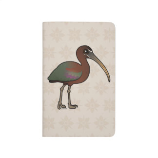 Birdorable Glossy Ibis Journal
