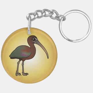 Birdorable Glossy Ibis Key Chains