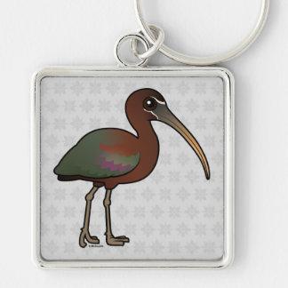 Birdorable Glossy Ibis Keychain
