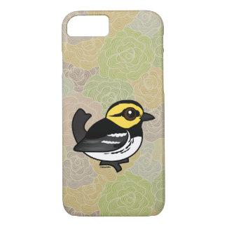 Birdorable Golden-cheeked Warbler iPhone 7 Case