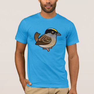 Birdorable Golden-crowned Sparrow T-Shirt